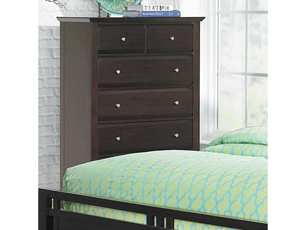 Homelegance Verano6-Drawer Chest of Drawers