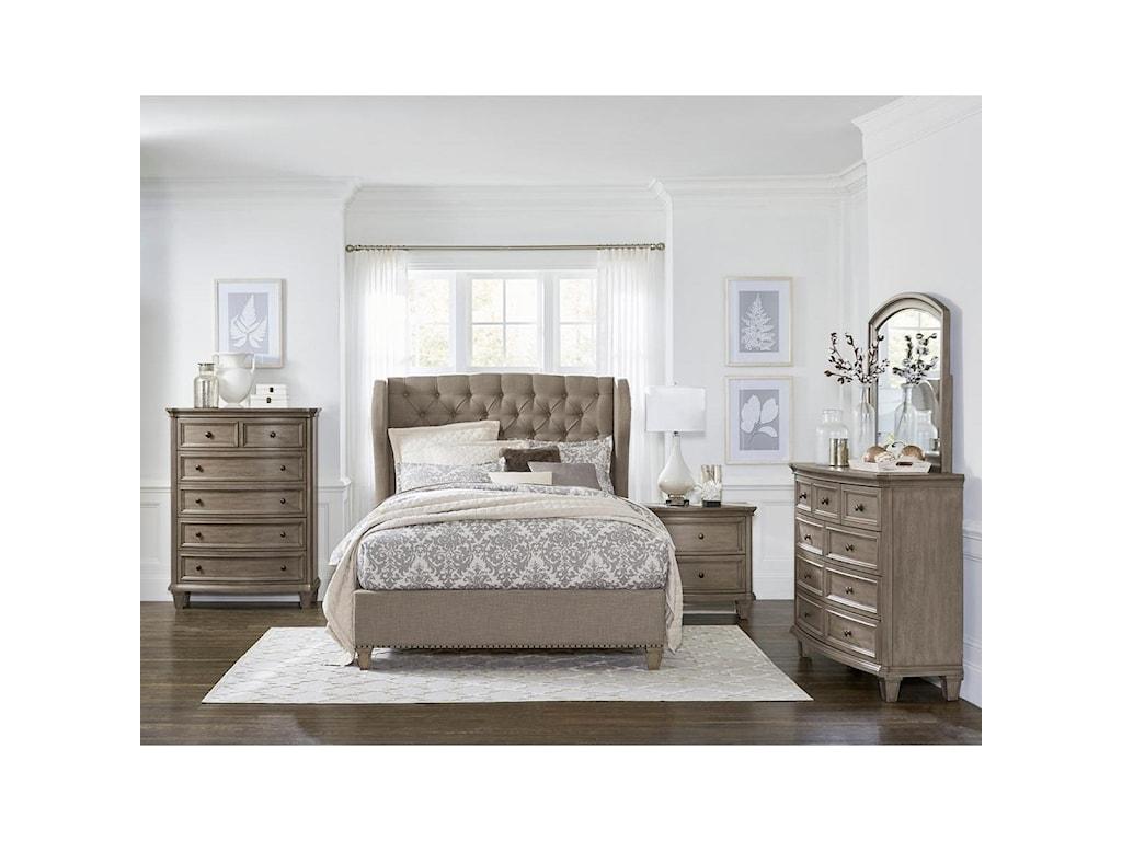 Homelegance VermillionKing Bedroom Group