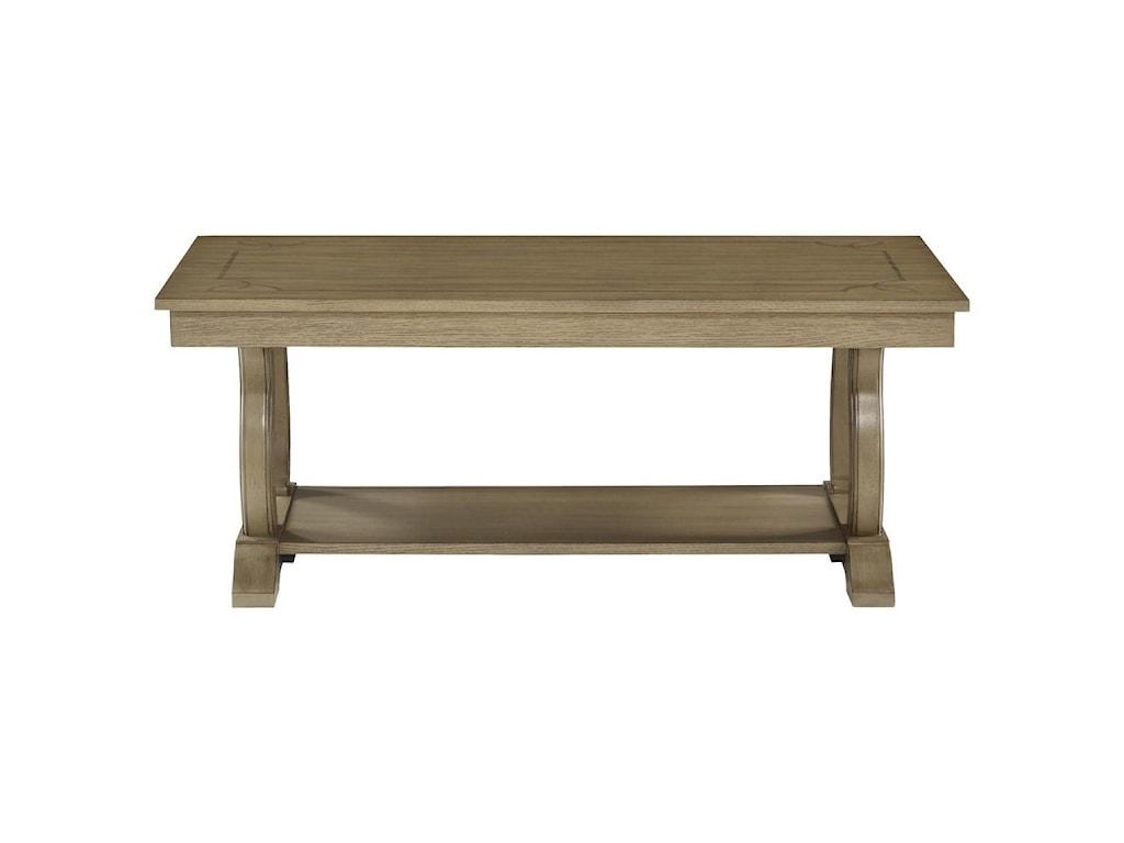 Homelegance VermillionCocktail Table