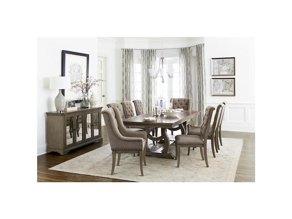Homelegance VermillionArm Chair