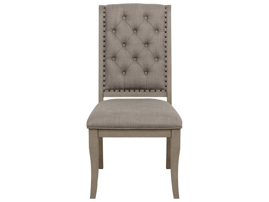 Homelegance VermillionSide Chair