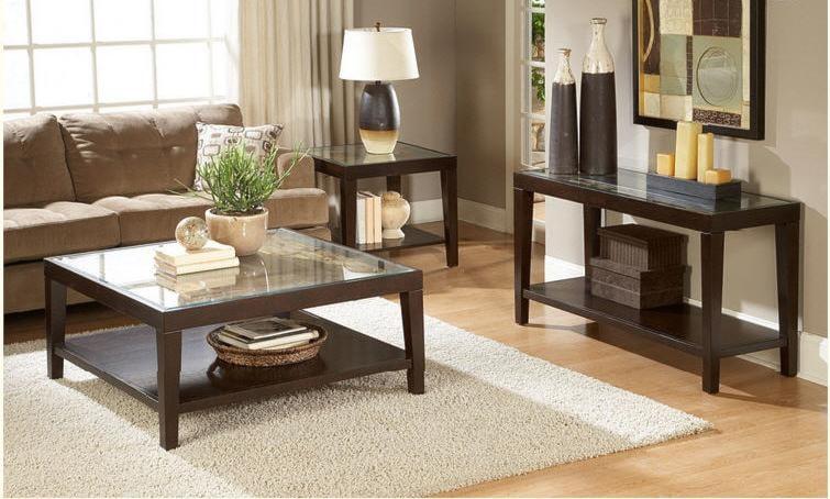 Homelegance Vincent Sofa Table