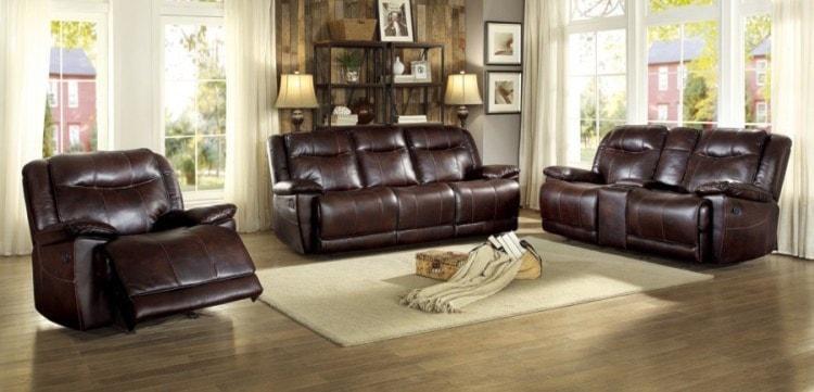Homelegance WasolaReclining Living Room Group