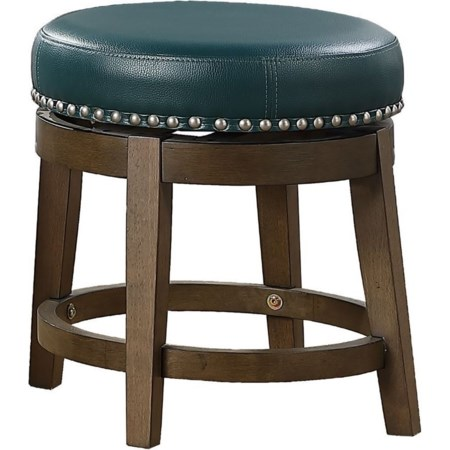 Round Swivel Stool