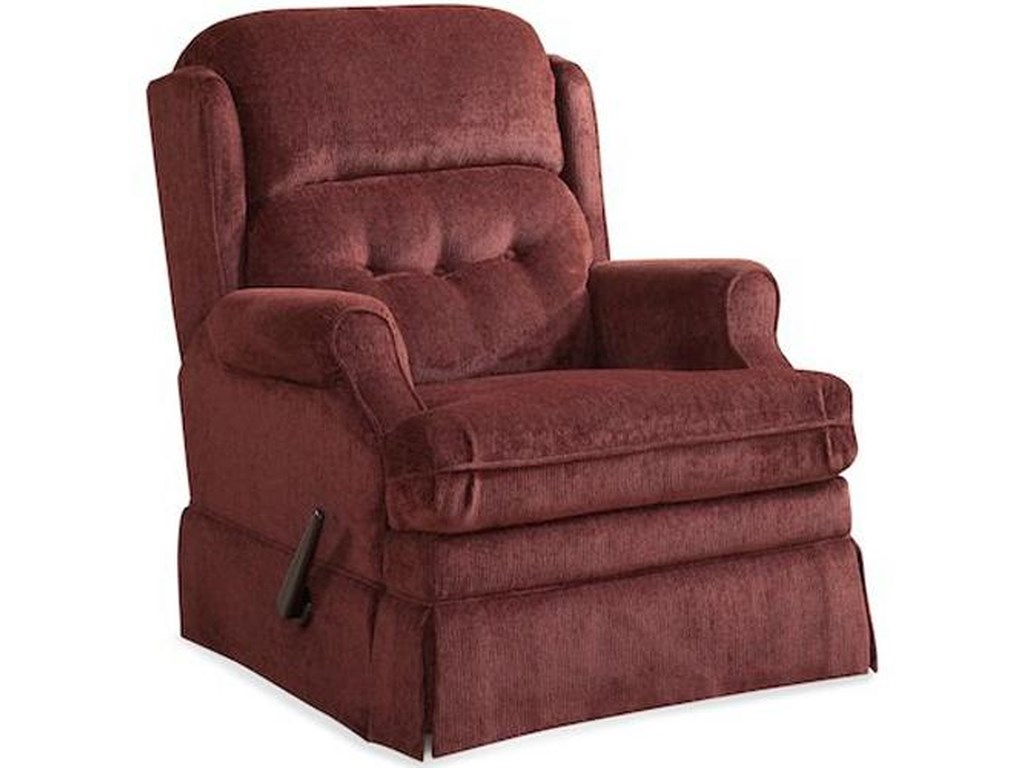HomeStretch 106Casual Swivel Glider Recliner