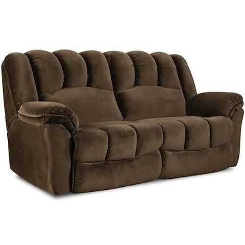 Comfort Living Tripoli Double Reclining Sofa