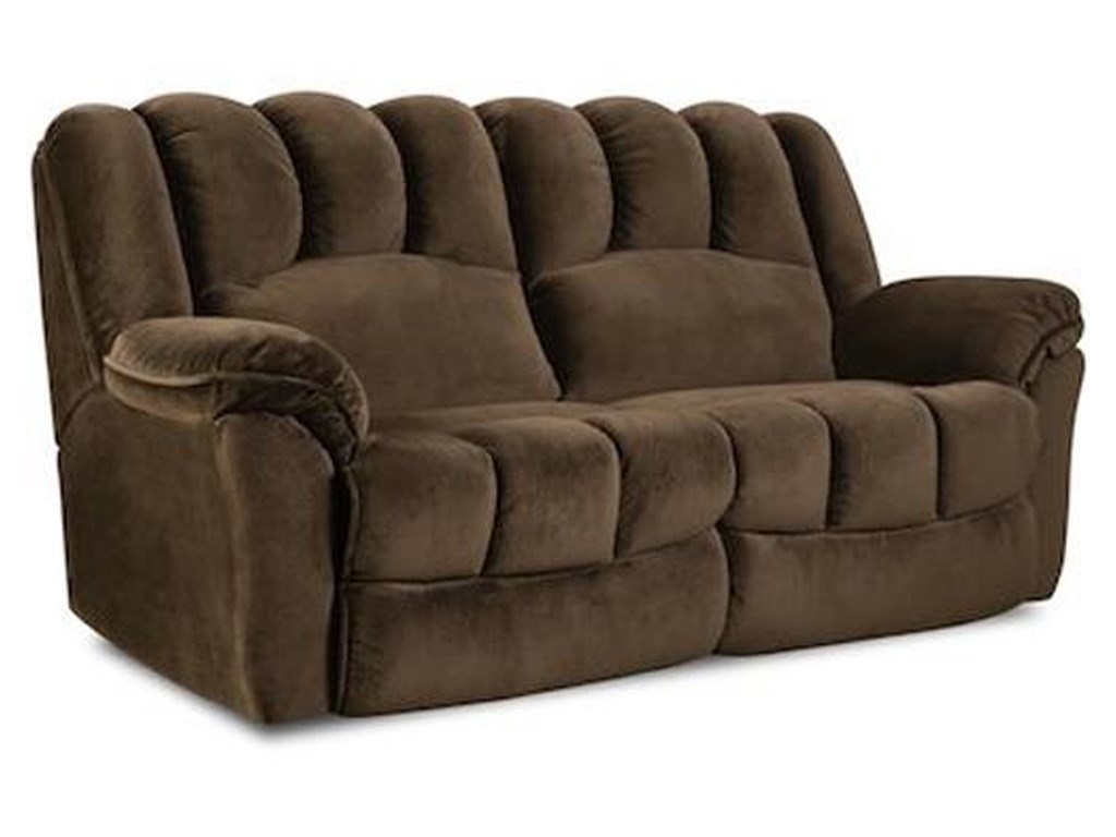 Tripoli Double Reclining Sofa By Comfort Living