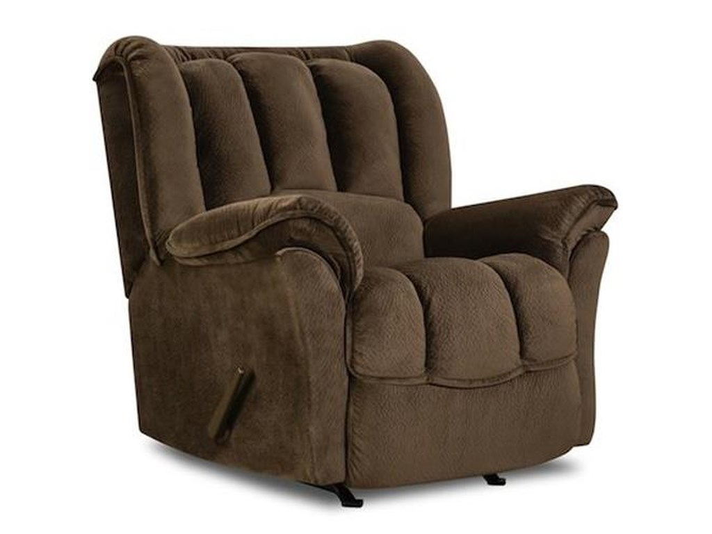 HomeStretch 108Casual Rocker Recliner