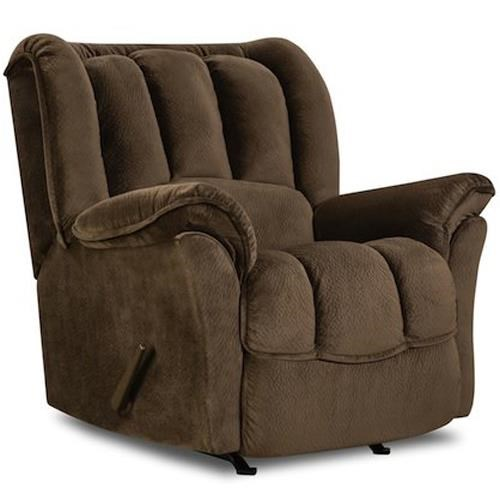 HomeStretch Fenway/YukonCasual Rocker Recliner