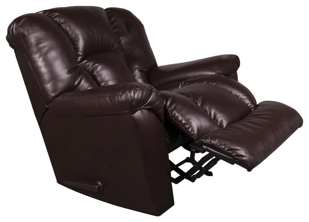 Morris Home Furnishings BayleeRocker Recliner