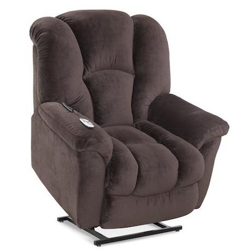 Comfort Living CR Casual Lift Recliner with Bucket Seat