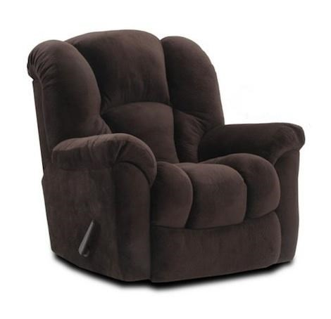 HomeStretch 116Rocker Recliner
