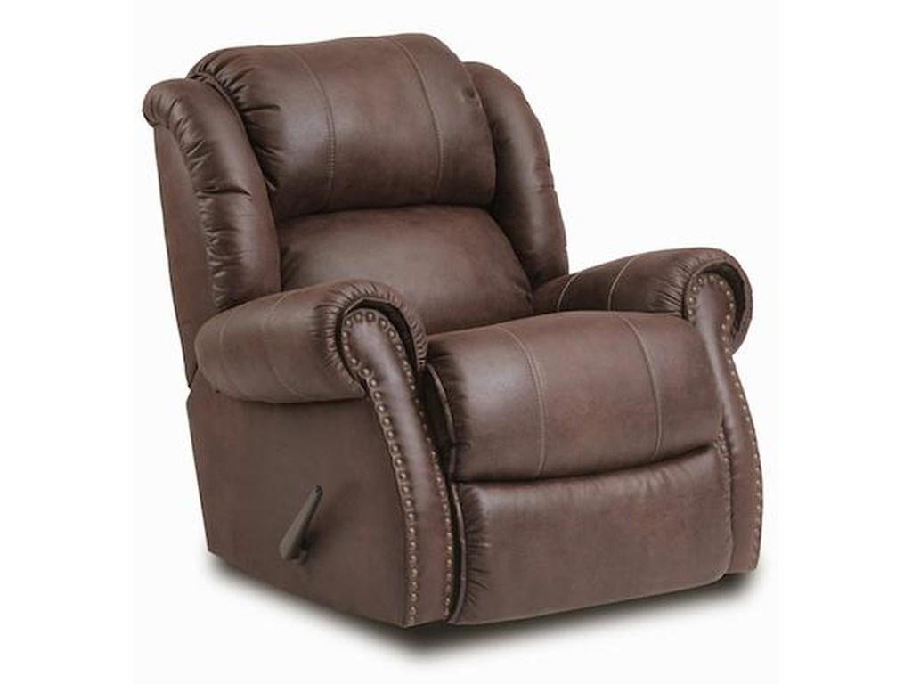 HomeStretch 120 - 22Rocker Recliner