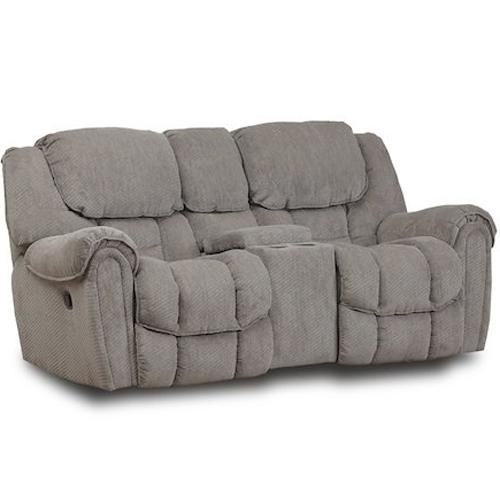 HomeStretch 122Casual Reclining Loveseat