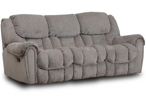 HomeStretch 122Casual Power Reclining Sofa