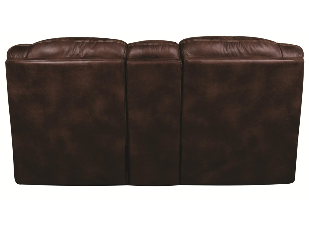 Morris Home Furnishings ElijahElijah Reclining Loveseat with Console
