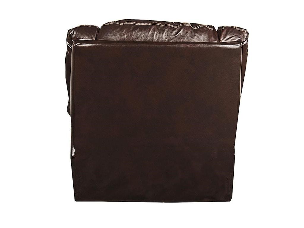 Morris Home Furnishings ElijahElijah Leather-Match* Power Rocker Recliner
