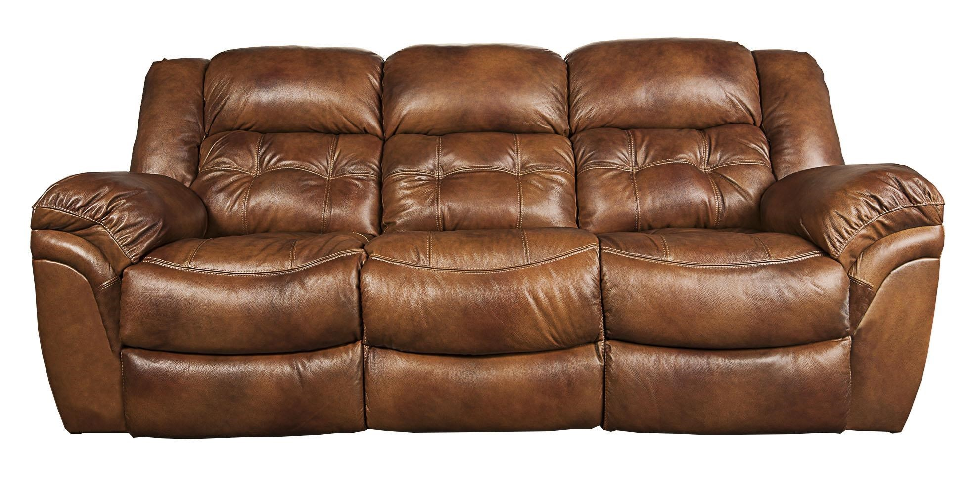 Morris Home Furnishings ElijahElijah Power Reclining Plush Sofa ...