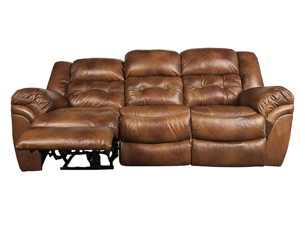 Morris Home Furnishings ElijahElijah Power Reclining Plush Sofa