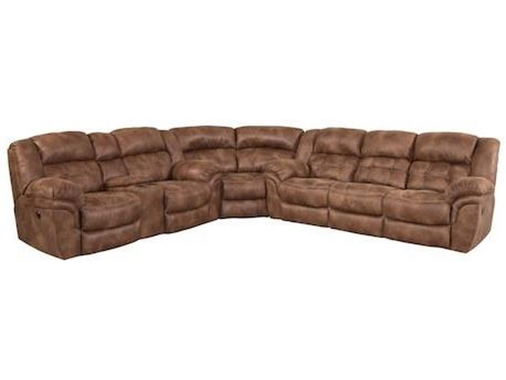 Comfort Living SierraSuper-Wedge Sectional