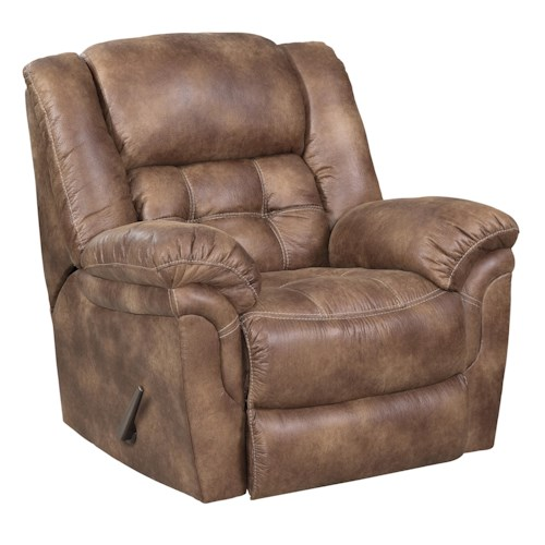 Comfort Living Sierra Casual Rocker Recliner