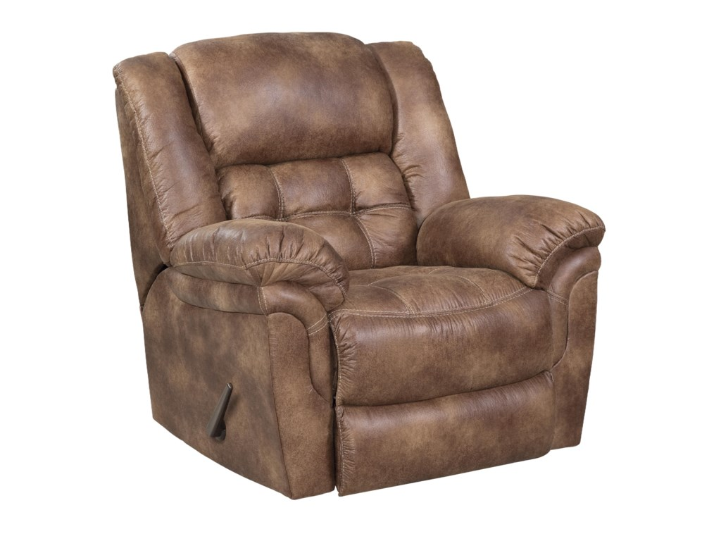 HomeStretch 129Rocker Recliner