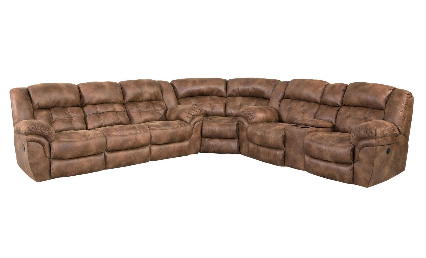 HomeStretch Padre HOMS-GRP-129-SECTIONAL Padre Almond Reclining Sectional Sofa  sc 1 st  Great American Home Store & HomeStretch Padre Padre Almond Reclining Sectional Sofa - Great ... islam-shia.org