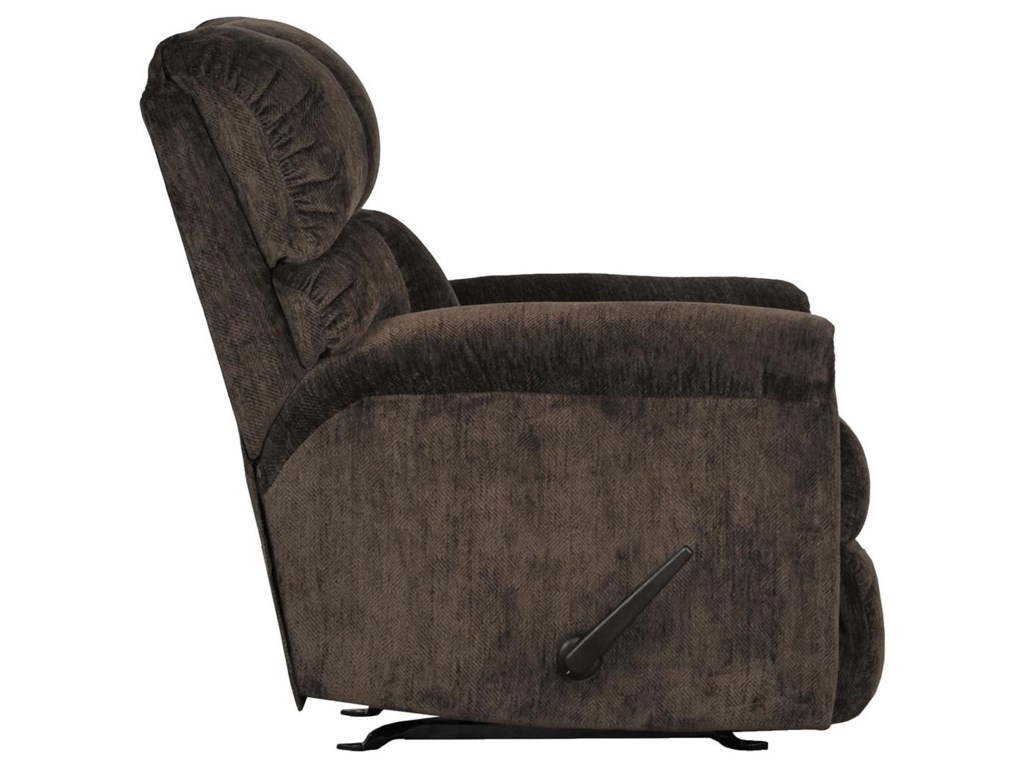 HomeStretch 134Chaise Recliner