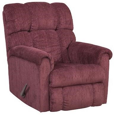HomeStretch 134Chaise Rocker Recliner