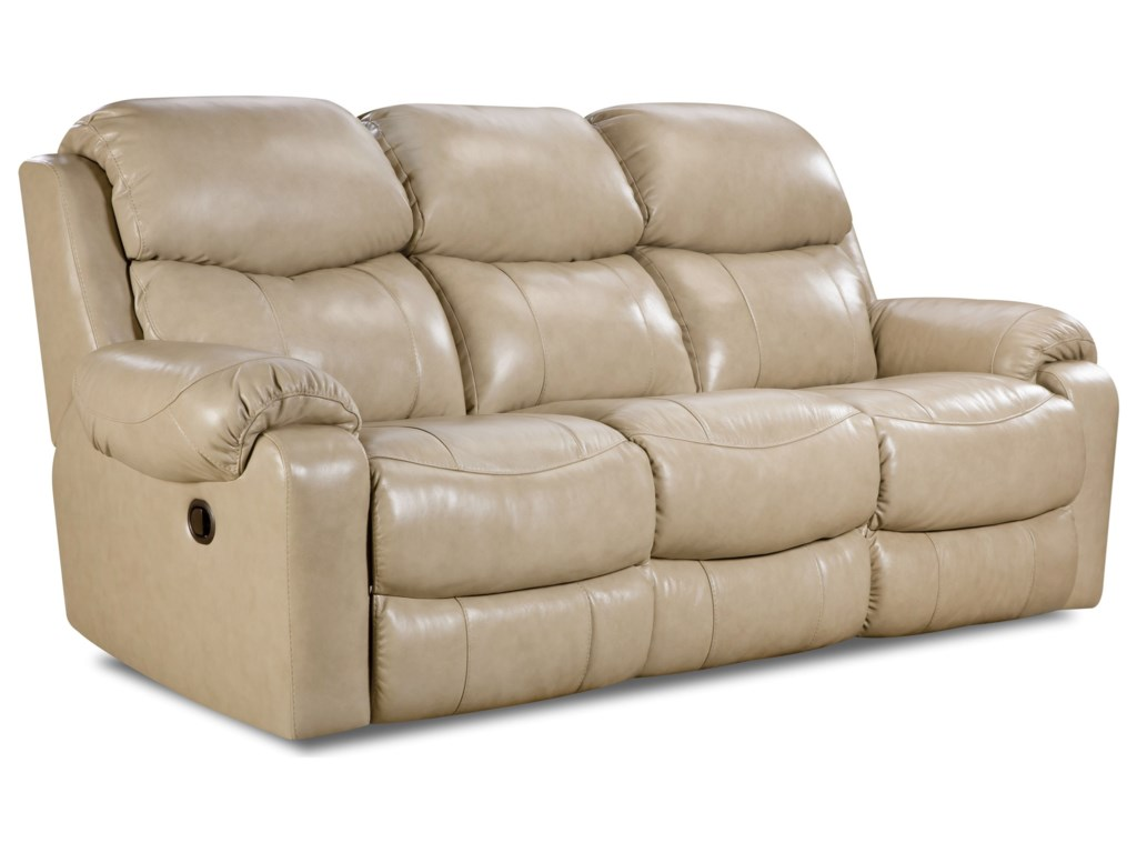 HomeStretch 135 CollectionPower Reclining Sofa