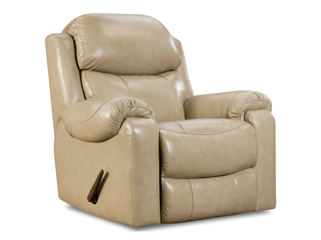 HomeStretch 135 CollectionPower Rocker Recliner