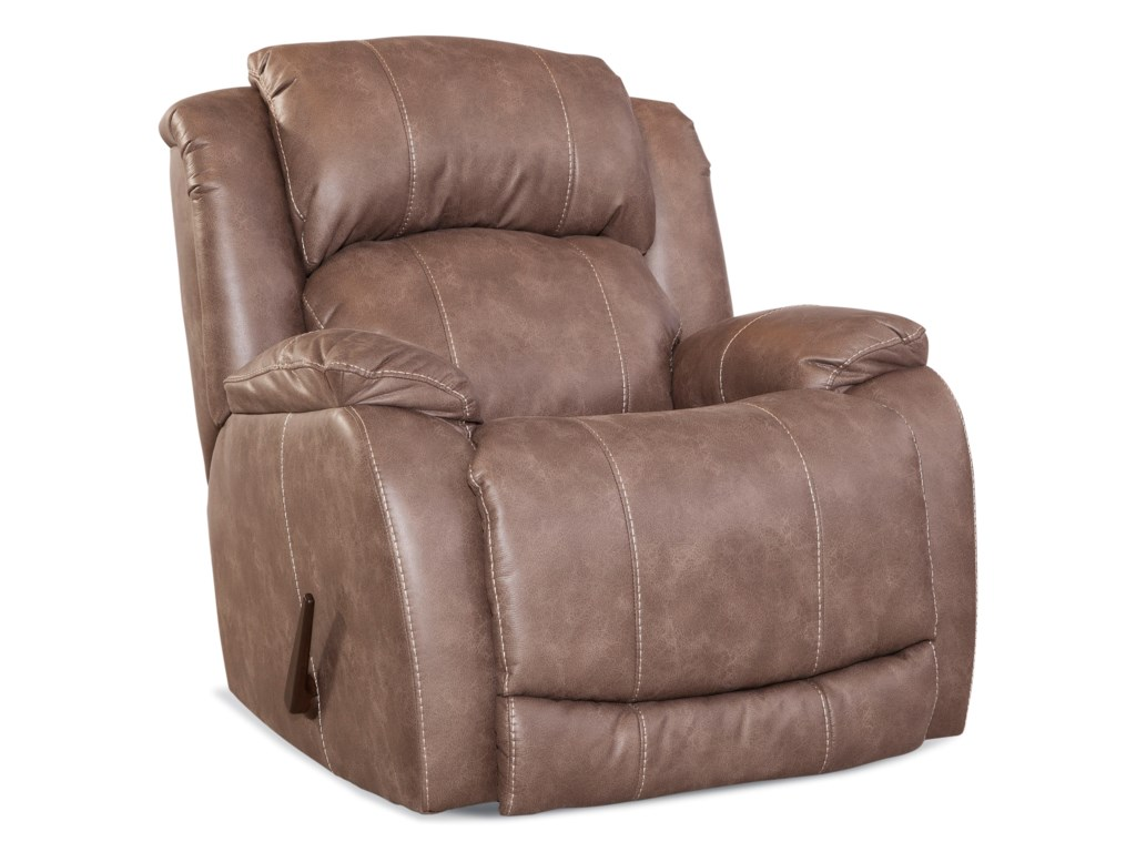 HomeStretch DoverCasual Rocker Recliner
