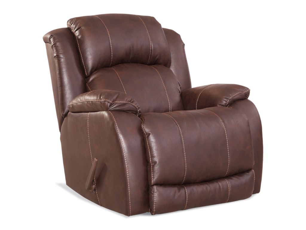 HomeStretch 137 CollectionCasual Rocker Recliner