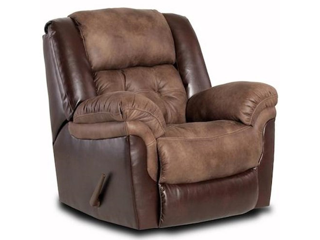 HomeStretch 139Rocker Recliner