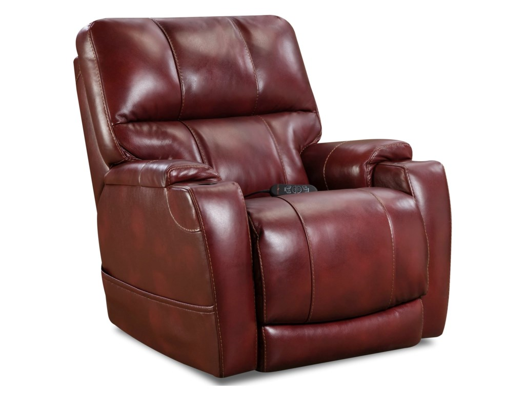 HomeStretch AerosPower Home Theater Recliner