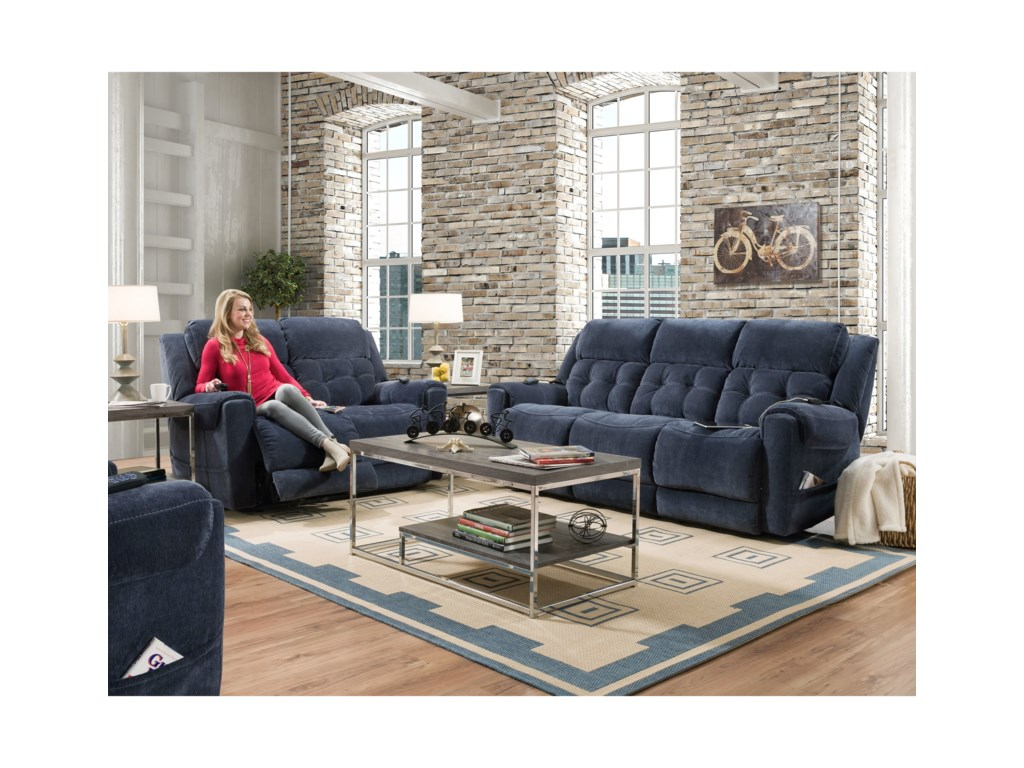 Comfort Living 165Reclining Living Room Group