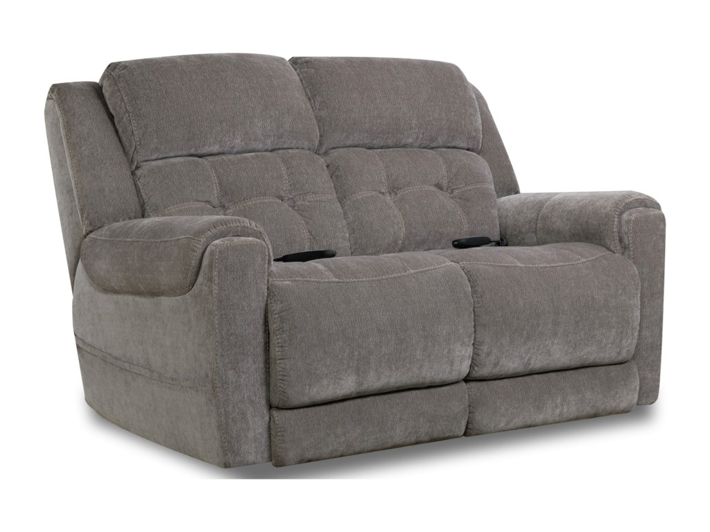 HomeStretch 165Power Loveseat