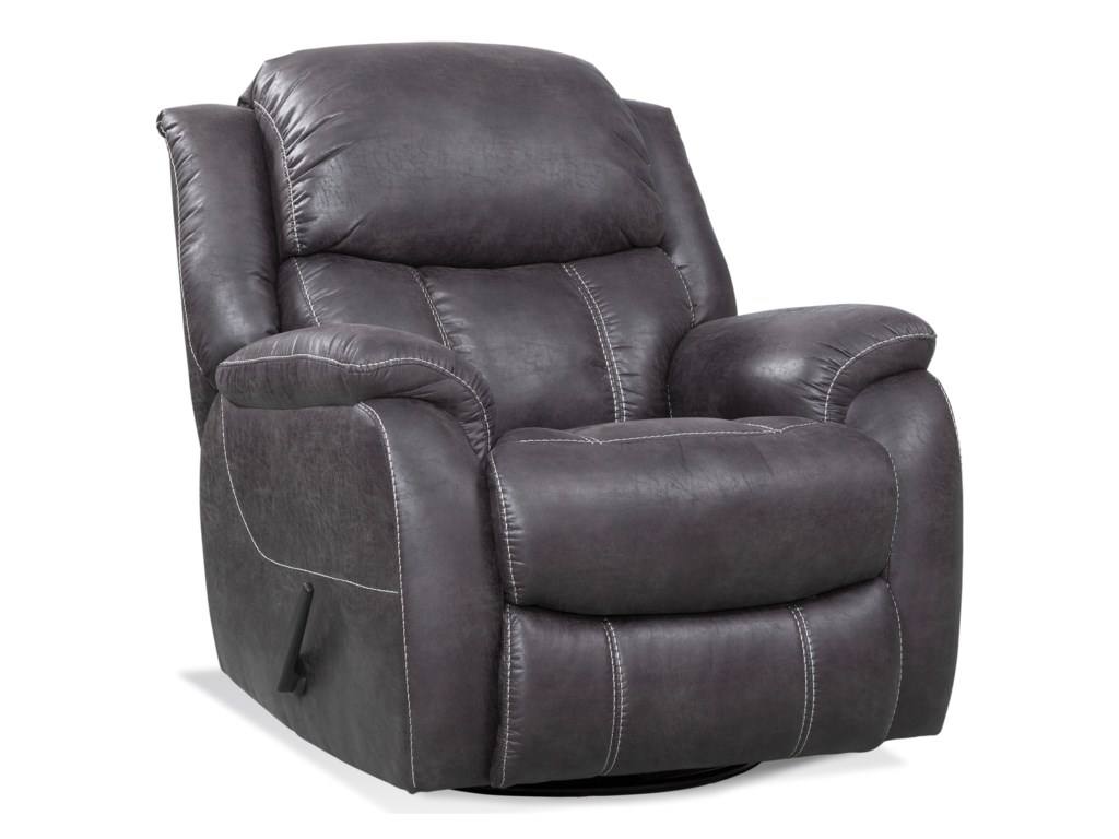 Comfort Living 166Swivel Glider Recliner