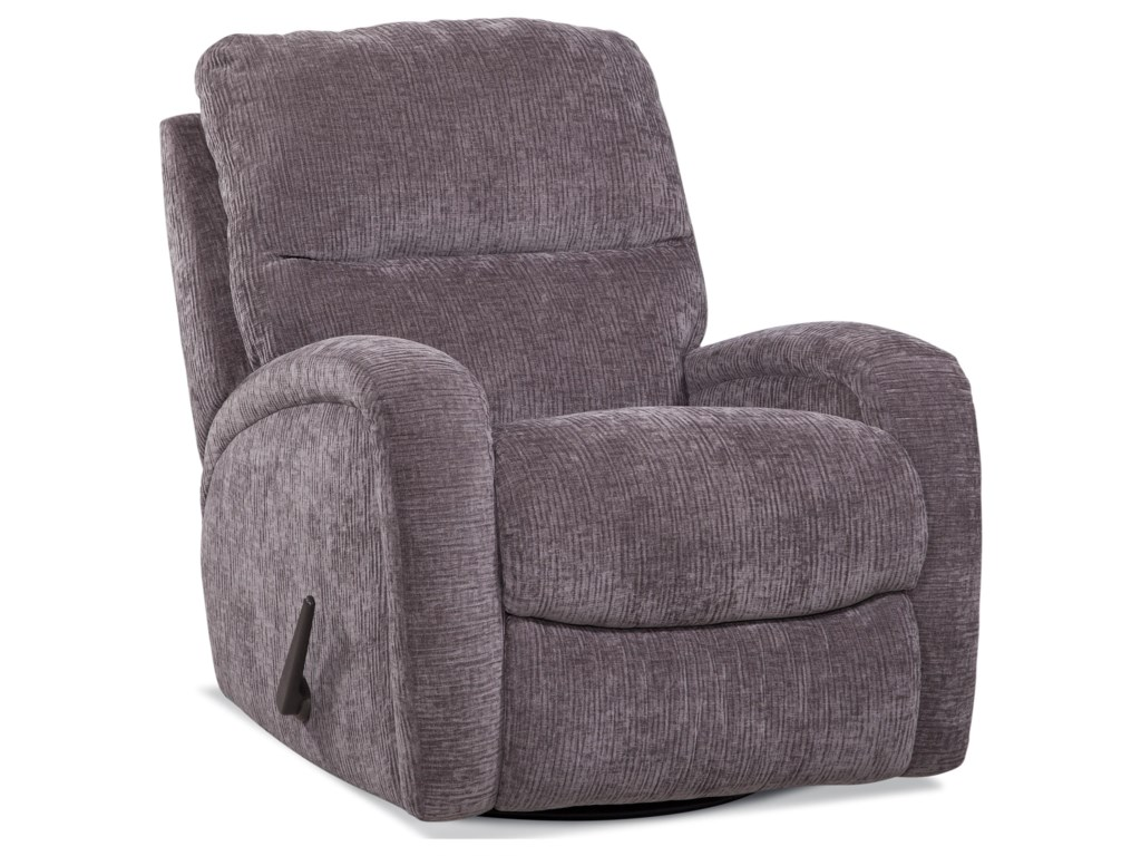 Comfort Living AshTrack Arm Swivel / Glide Recliner