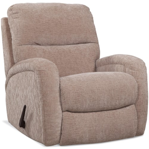 HomeStretch 167 Recliner with Sloping Track Arms