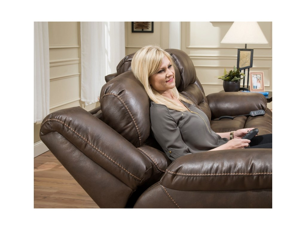 HomeStretch 168 CollectionPower Reclining Sofa