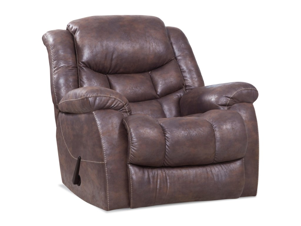 Comfort Living 169Plush Rocker Recliner