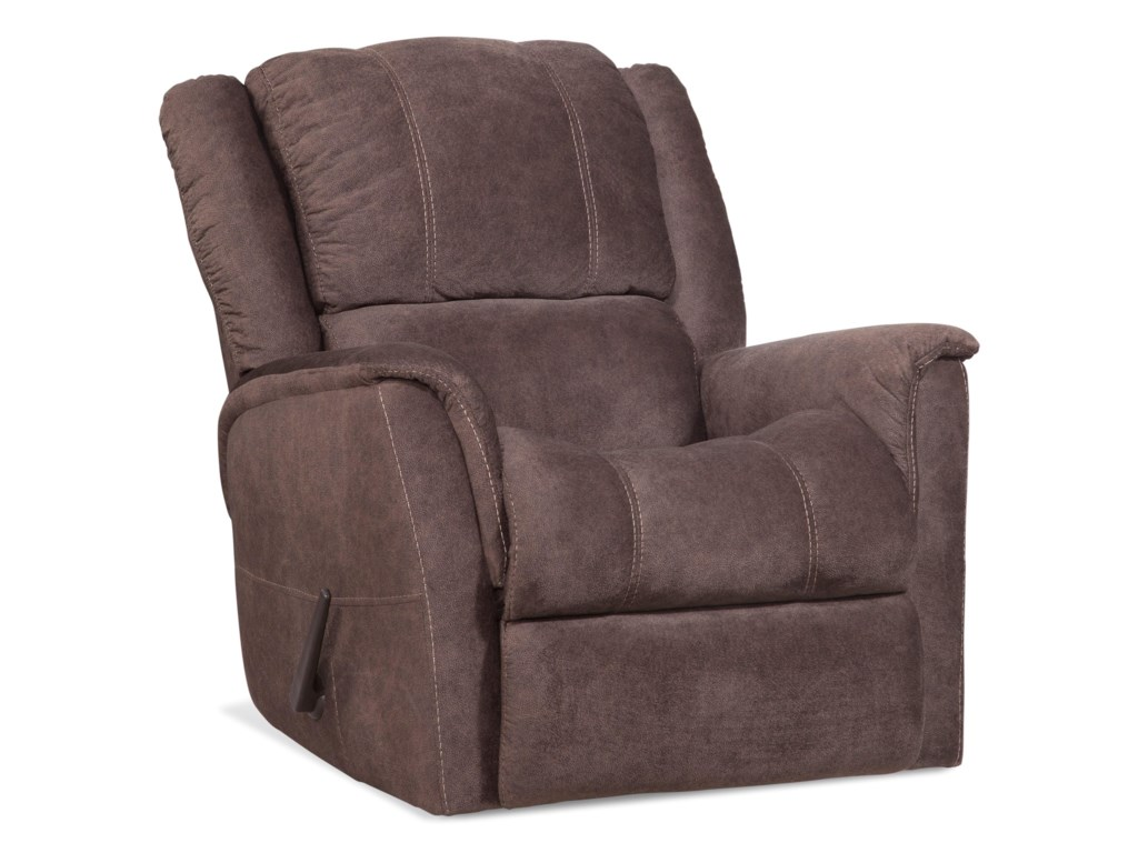 HomeStretch 172Casual Rocker Recliner