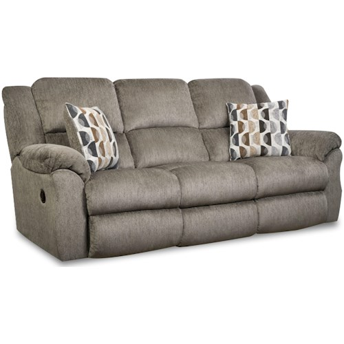 HomeStretch 173 Reclining Sofa