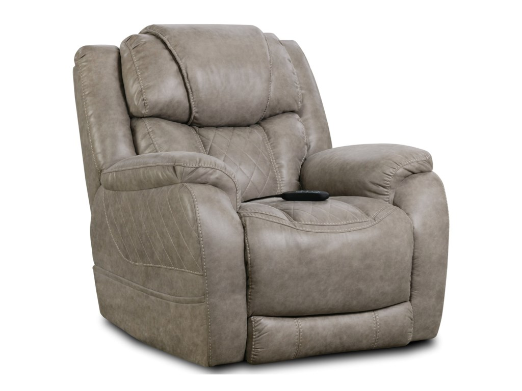 HomeStretch 174Power Wall Saver Recliner
