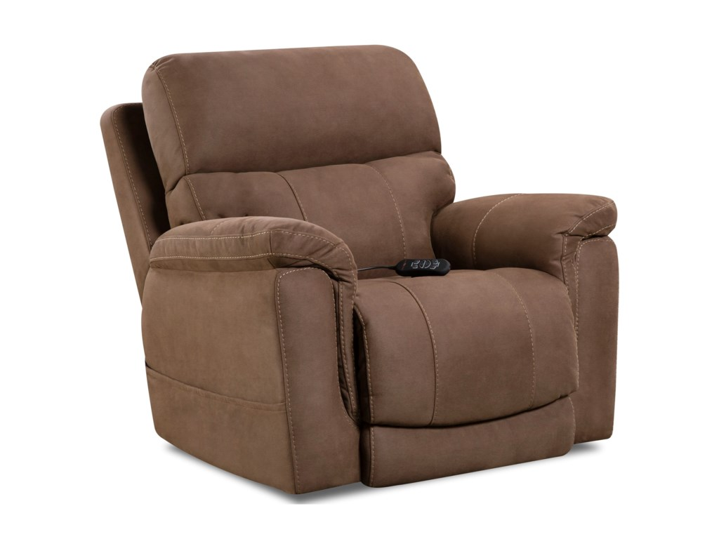 HomeStretch 175 CollectionPower Recliner with Power Headrest