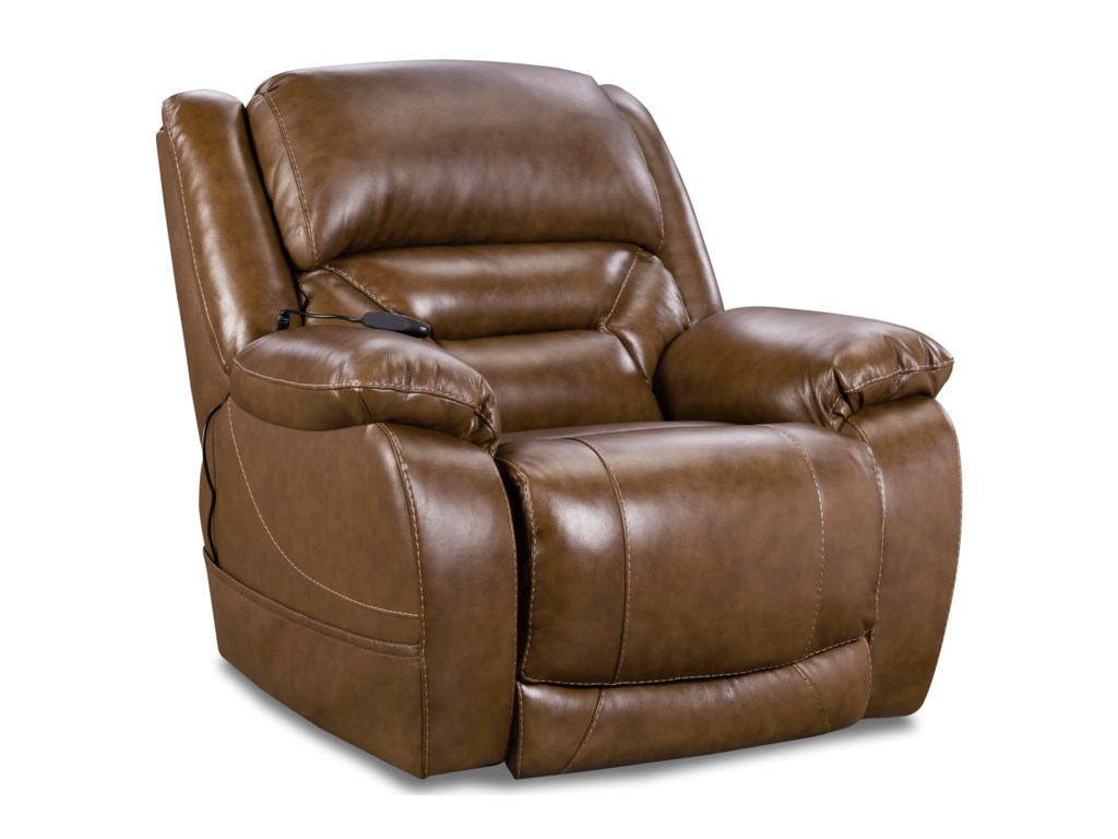 HomeStretch 178Power Wall-Saver Recliner
