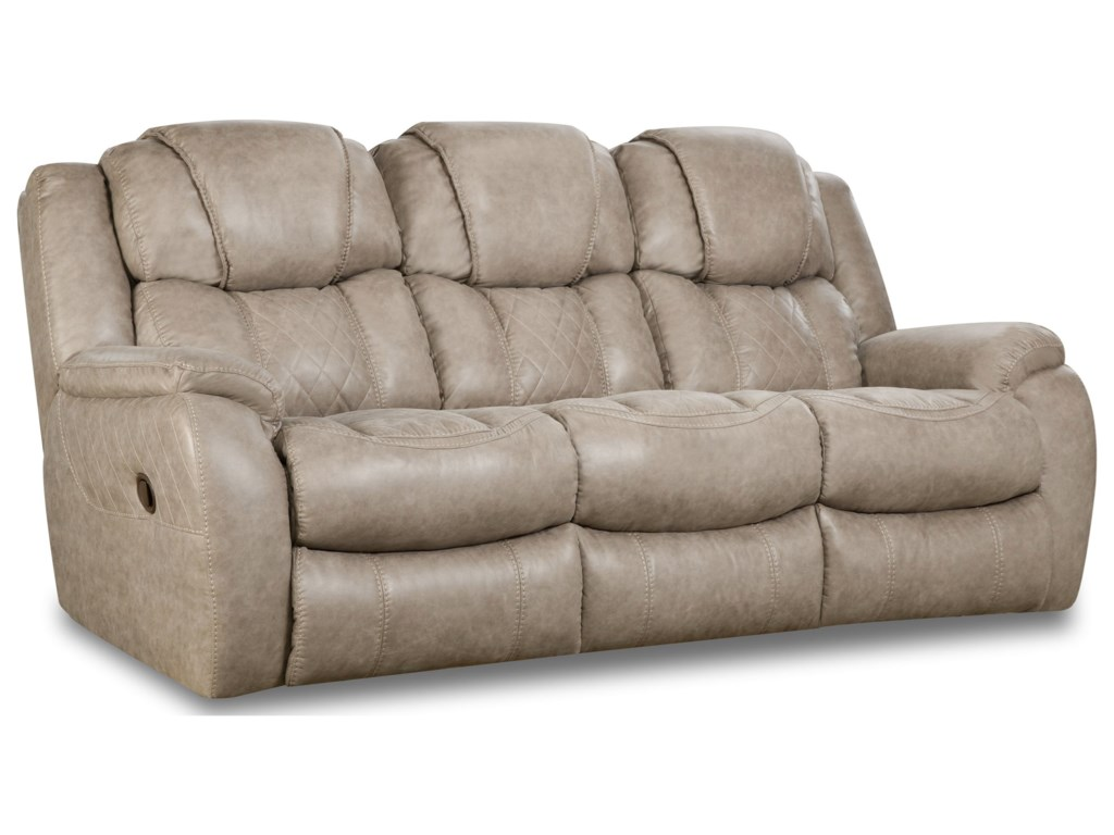 Comfort Living 182Double Reclining Sofa
