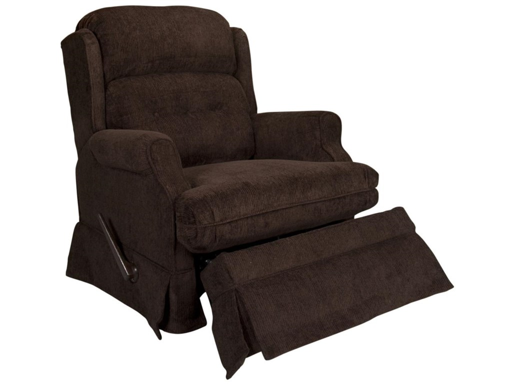Morris Home Furnishings SamuelSamuel Swivel Glider Recliner