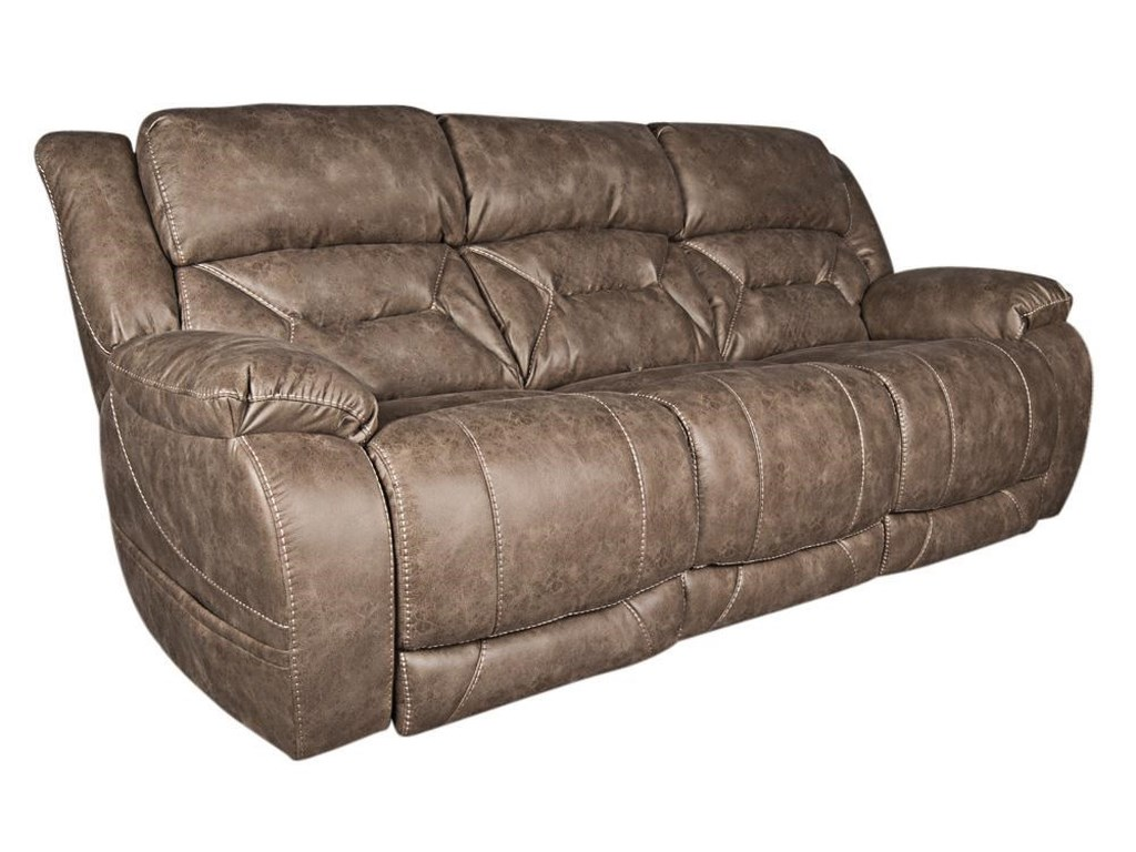 Morris Home Furnishings ArnetteArnette Casual Power Reclining Sofa